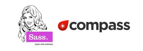 Logo Sass et Compass
