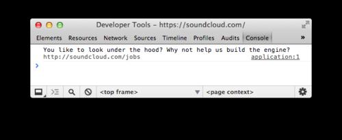 Soundcloud jobs