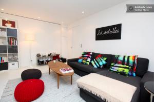 Formation dans un appartement airbnb