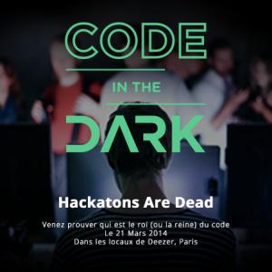 Logo Code in the dark
